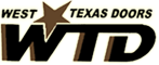 West Texas Doors Logo
